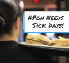 Paid Sick Days Campaign Website